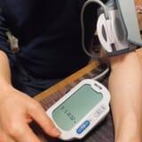 オットの誕生日に血圧計あげたよ